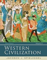 Western Civilization: Volume I: To 1715 by Jackson J. Spielvogel (2014-01-01)