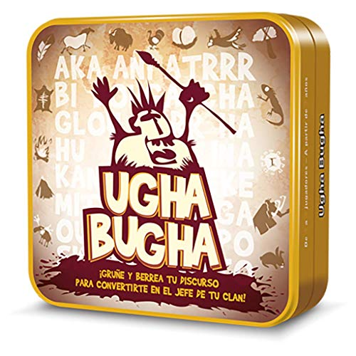 Cocktail Games- Ugha Bugha Asmodee CGUG0001