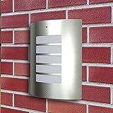 Festnight 60W Wandleuchte Gartenlampe Wandbeleuchtung IP44 Wasserdicht Design...