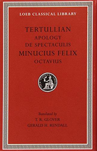 Octavius (Loeb 250)