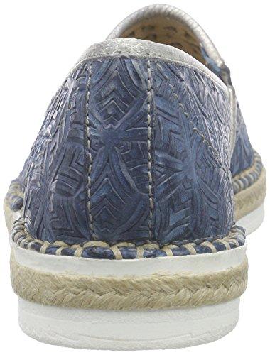 Mjus 131107, Espadrilles femme Bleu (Air/Iceberg)