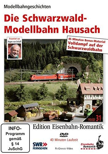 31. Die Schwarzwaldmodellbahn Hausach