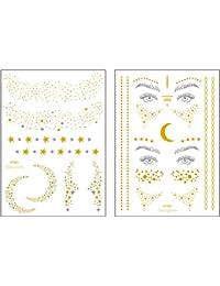 fae9700695b4 Amazon.es  tatuajes temporales - Bisutería barata  Joyería