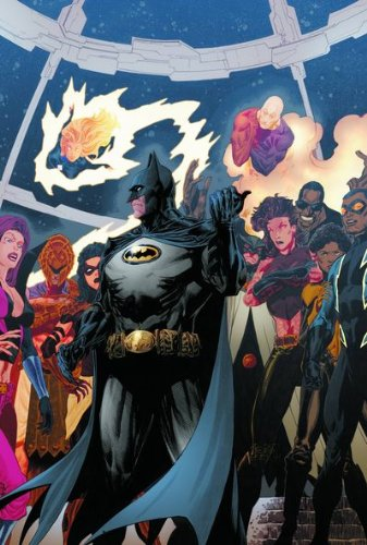 Batman And The Outsiders #40A