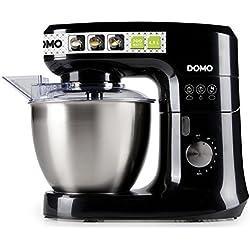 Domo DO 9111 KR Robot Pâtissier Noir