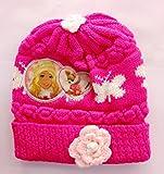 Baby Grow Princess Baby Wool Cap (0-12 M...