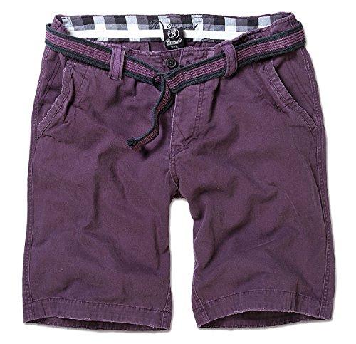 BRANDIT Advisor Short Purple XL