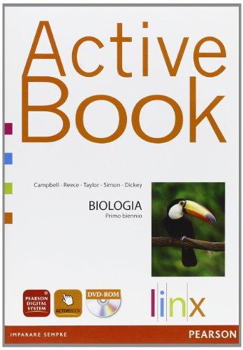 Biologia. Active book. DVD. Per il biennio delle Scuole superiori