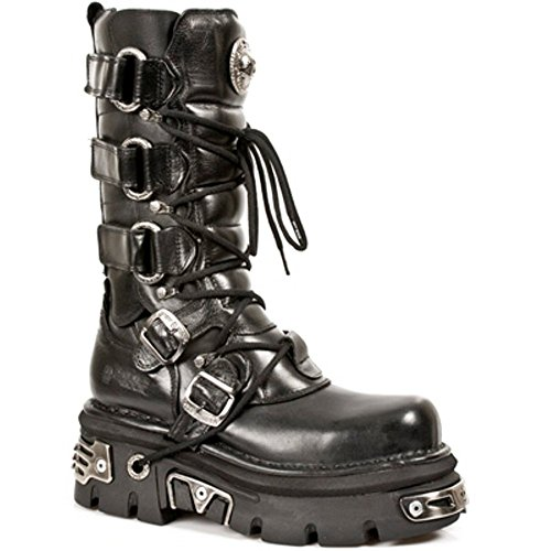 New Rock Boots Style 474 S1 Black