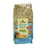 Alnatura Bio Bircher-Müsli, vegan, 4er Pack (4 x 500 g)