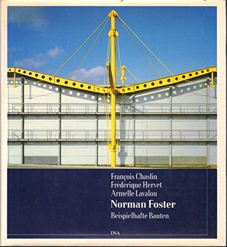 Norman Foster Buch-Cover