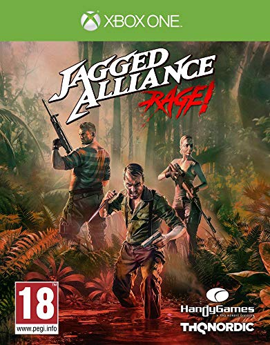 Jagged Alliance Rage (Xbox One) Best Price and Cheapest