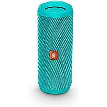 JBL Flip 4 Altavoz Bluetooth portátil - Turquesa