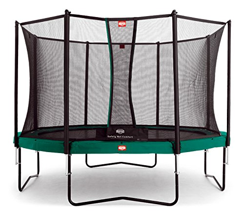 Cama elástica BERG Champion 330 (11ft) con red de seguridad Comfort