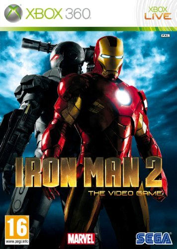 Iron Man 2: The Video Game (Xbox 360) by Marvel