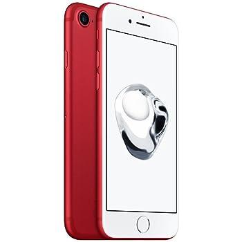 "Apple Iphone 7 Single SIM 4G 128GB Red, Smartphones (11.9 cm (4.7""), 128 GB, 12 MP, iOS, 10, Red) Ricondizionato"