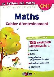 Au rythme des maths CM1  Cahier d'exercices