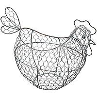 Kitchen Craft - Cesta de alambre para huevos
