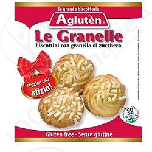 Agluten Le Granelle Biscotti Senza Glutine 100g