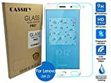 CASSIEY TM CASSIEY-25D-LENOVO-ZUKZ1-F 2.5D Curved Edge Ultra HD+ 9H Hardness Premium Tempered Glass For Lenovo ZUK Z1 - Front