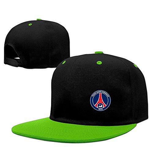 MINUCM Football Nasser Al-Khelaifi Paris Saint Germain FC Logo Trucker Hats