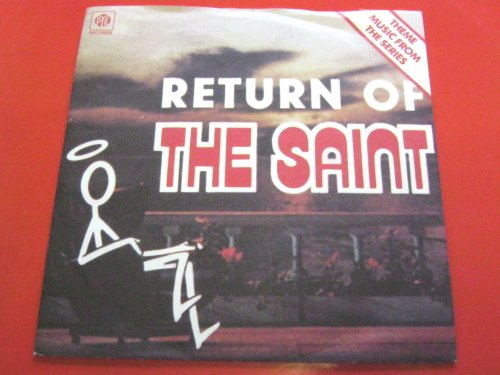 "Price comparison product image Saints Orchestra Return Of The Saint Theme / Funko 7"" Pye 7N46127 EX / EX 1978 picture sleeve"