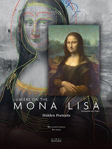 Lumiere on the Mona Lisa : Hidden portraits par Pascal Cotte