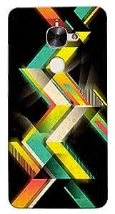 Kaira High Quality Printed Designer Back Case Cover For Xiaomi Redmi 3s/ Redmi 3/ Redmi 3S Prime(zigzag )
