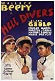 Hell Divers Movie Poster (68,58 x 101,60 cm)