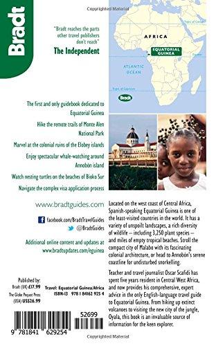 Equatorial Guinea (Bradt Travel Guides)