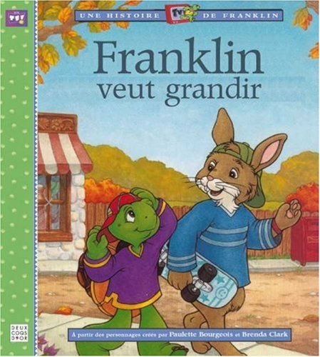 Franklin veut grandir