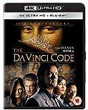 The Da Vinci Code 10th Anniversary [ 4K Ultra HD] [Blu-ray] [2016] UK-Import, Sprache-Englisch -