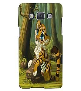Citydreamz Tiger\Jungle\Wild\Animal Hard Polycarbonate Designer Back Case Cover For Samsung Galaxy Grand Neo/Grand Neo Plus I9060I