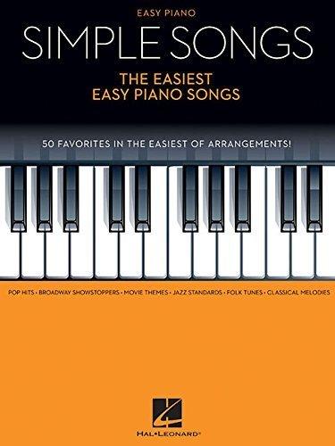 Simple Songs - The Easiest Easy Piano Songs (2015-04-01)