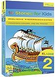 Englische Kindergeschichten, 10 Stories for Kids. Klasse 2: Fantasievolle Abenteuergeschichten. CD mit 10 englischen Geschichten für Kinder