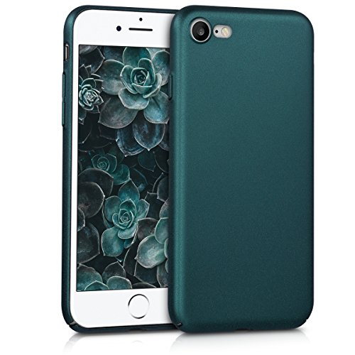 kwmobile Apple iPhone 7/8 Hülle - Handyhülle für Apple iPhone 7/8 - Anti-Rutsch Grip Handy Case Cover