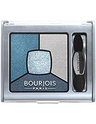 Bourjois Smokey Stories Quad Eyeshadow Number 11, Blue Denim
