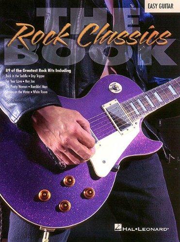 The Rock Classics Book (Book (Hal Leonard))