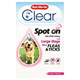 Best Dog Fleas - Bob Martin Flea & Tick Clear Fipronil Spot-on Review