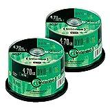 Intenso DVD-R 4.7GB 16x, 100er-Spindel