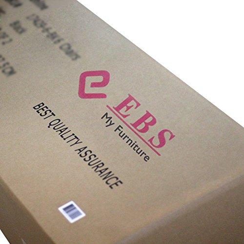 EBS® Polyrattan Gartenmöbel Set Lounge Weiß - 9