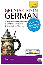 Get Started In German Book/CD Pack: Teach Yourself (Teach Yourself Language)