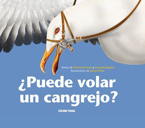 ¿Puede volar un cangrejo? (Los Álbumes) por Florencia Esses
