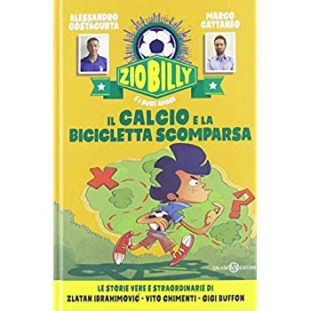 Zio Billy E Il Mistero Della Bicicletta Scomparsa
