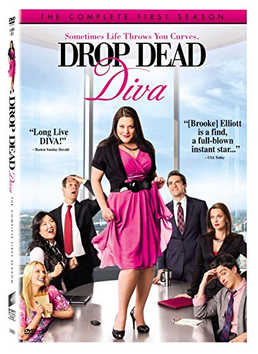 Drop Dead Diva - Season 1 [Import anglais]