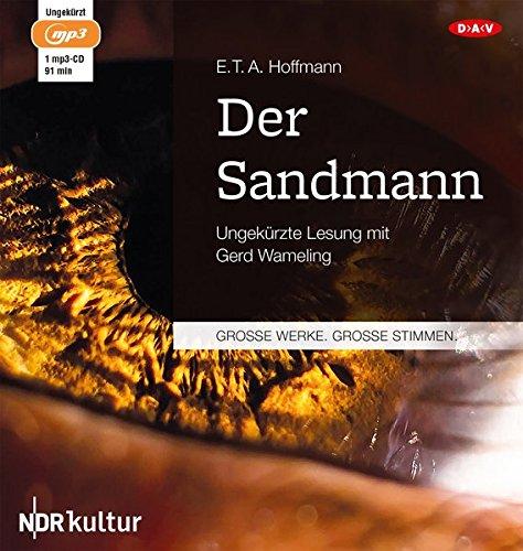 Der Sandmann: Ungekürzte Lesung mit Gerd Wameling (1 mp3-CD)