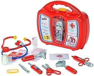 Theo Klein 4350 – Arztkoffer mit Handy
