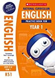 English practice book for ages 5-6 (Year 1). Boost success with complete national curriculum coverage (100 Practice Activities)