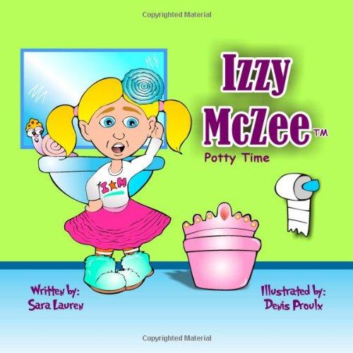 Izzy McZee: Potty Time