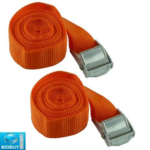 nuovo-2x-cinghie-ideale-per-luce-sicuro-a-carichi-medio-su-rimorchi-tetto-rack-forza-di-rottura-400l